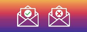Valid vs. Invalid Email